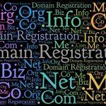 Težave z izbiro domene