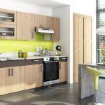 Elementi, ki jih najpogosteje postavimo v kuhinjo