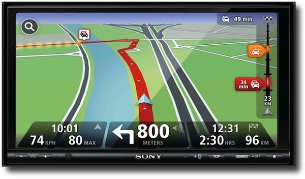 Katera navigacija za Android