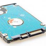 Kaj obsega reševanje podatkov z diska?