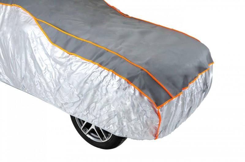 Cerada proti toči nam zavaruje naš avtomobil proti močnemu vremenu